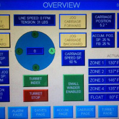TOUCH SCREENS, HMI'S PANEL PC'S