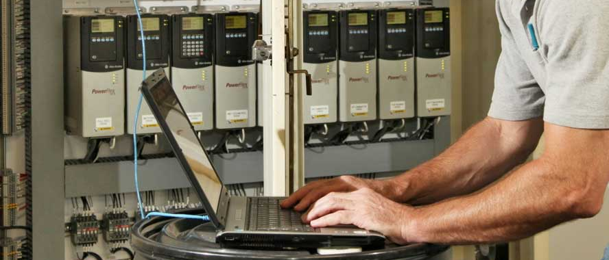 Electronic Drives and Controls Employee programming