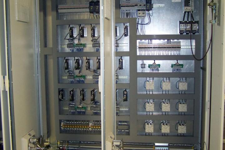 Stepper Control Panel