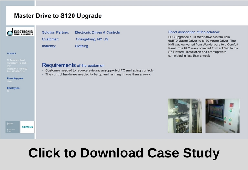 EDC Case Study - Siemens