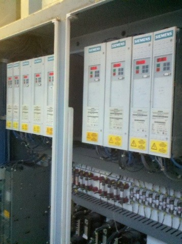 Siemens MASTERDRIVE EDC Electronic Drives and Controls 6SE70 System
