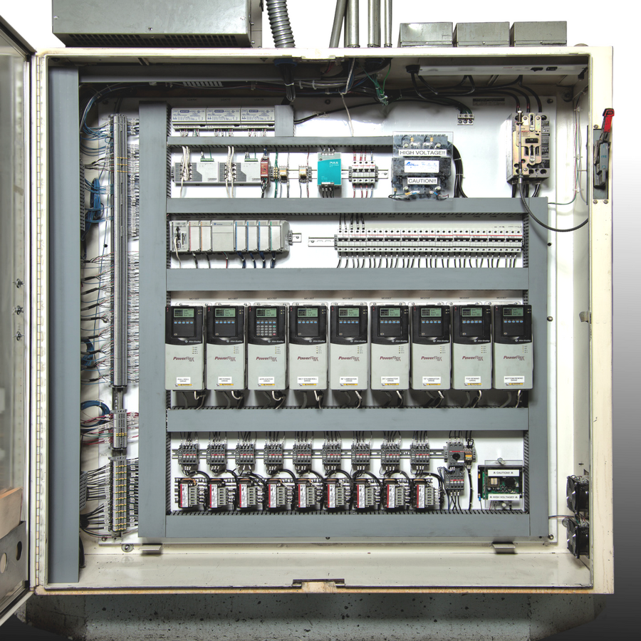 Control System EDC Electronic Drives and Controls Preventative Maintenance
