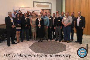EDC Celebrates 50 year anniversary