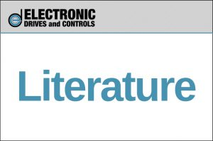 Electronic Drives and Controls Literature