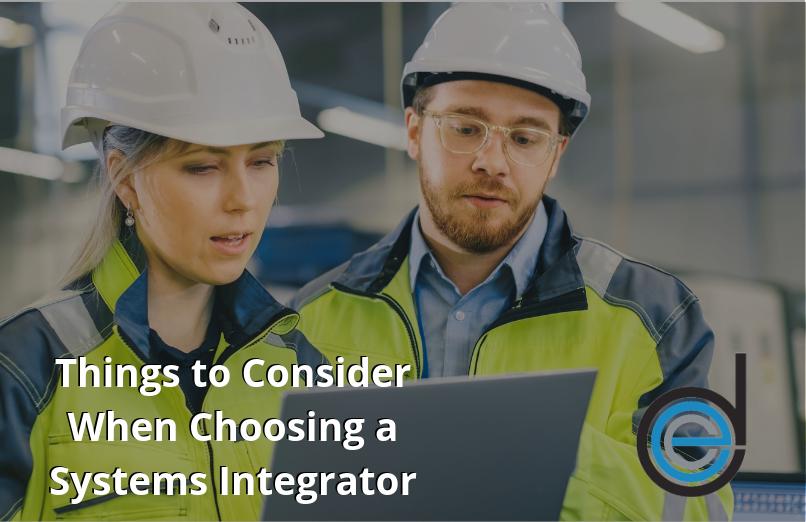 Choosing a System Integrator