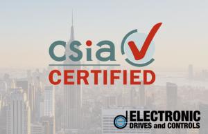 EDC CSIA certification