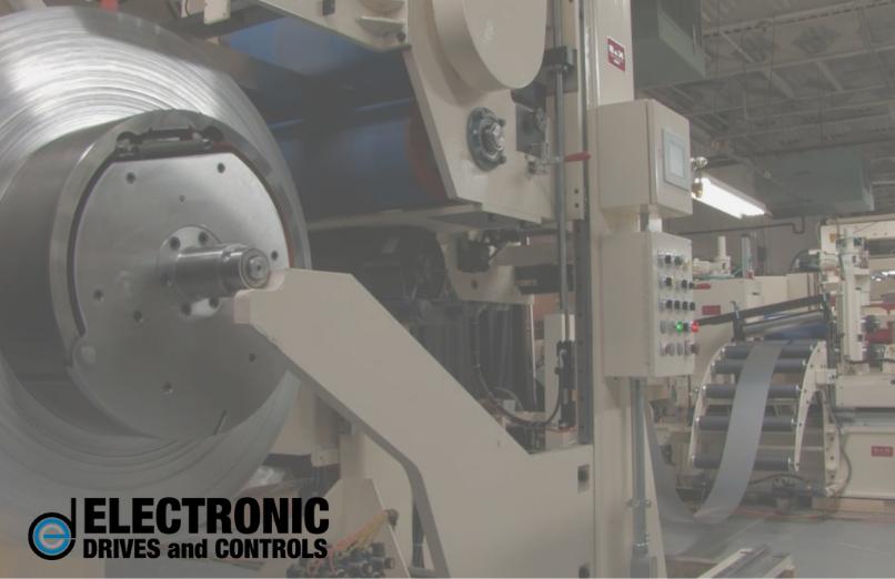 EDC Slitting Machine